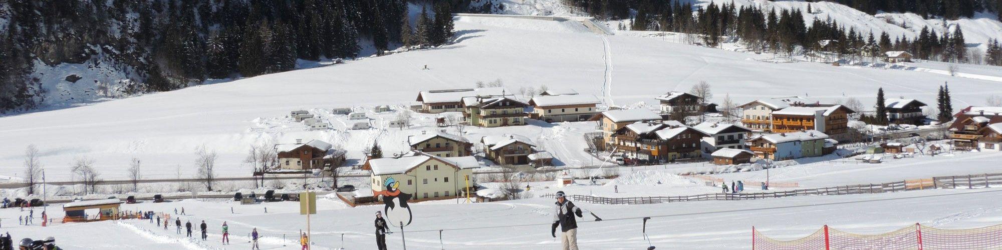 Skifahren im Kleinarl Ski Amade