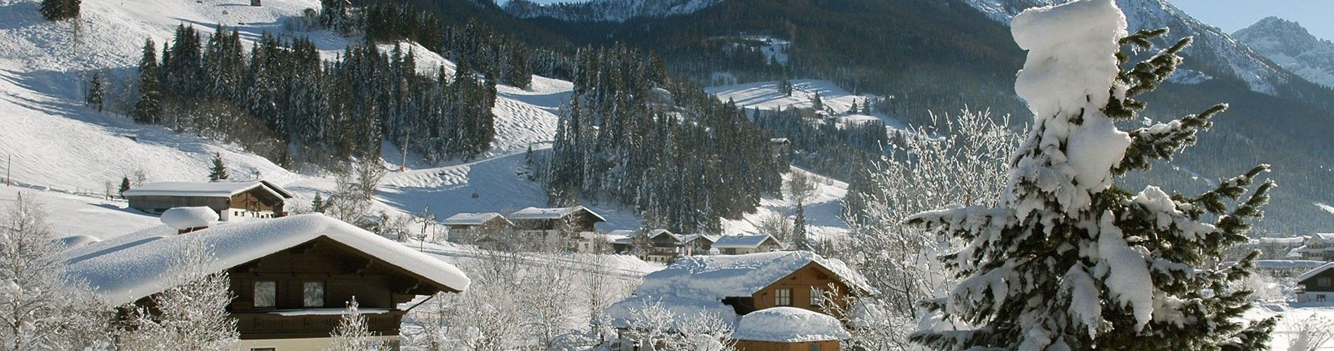 Kleinarl im Winter