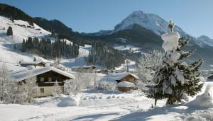 winter in kleinarl
