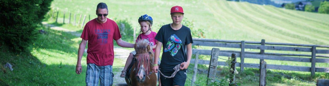 Abenteuerland am Bauernhof
