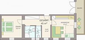 appartement grafenberg